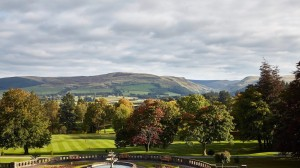 Gleneagles view from room